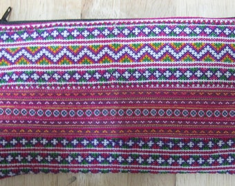 Thailand Hmong Embroidered Purse