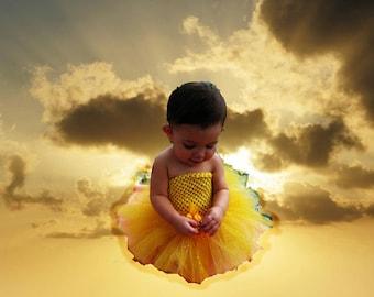 Sunshine Tutu Dress