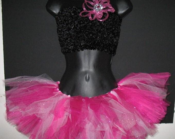 Shades of Pink Princess Tutu
