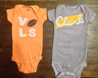Custom Vols and TN onesies