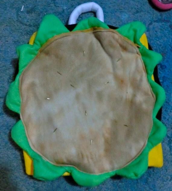 Steven Universe Cheeseburger Backpack - Functional!