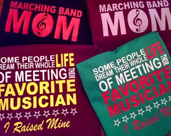 Marching Band MOM - T-Shirt