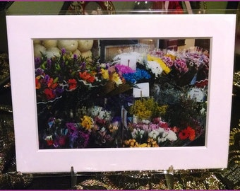 Flowers For Sale Photograph (2005)