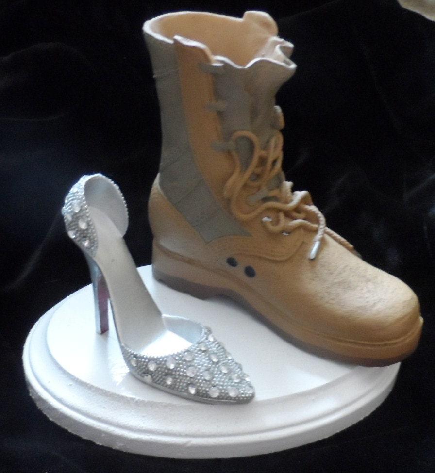 High Heel Cake Topper