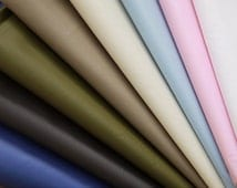 UV Resistant Waterproof Fabric In 8 Solid Colors By The Yard