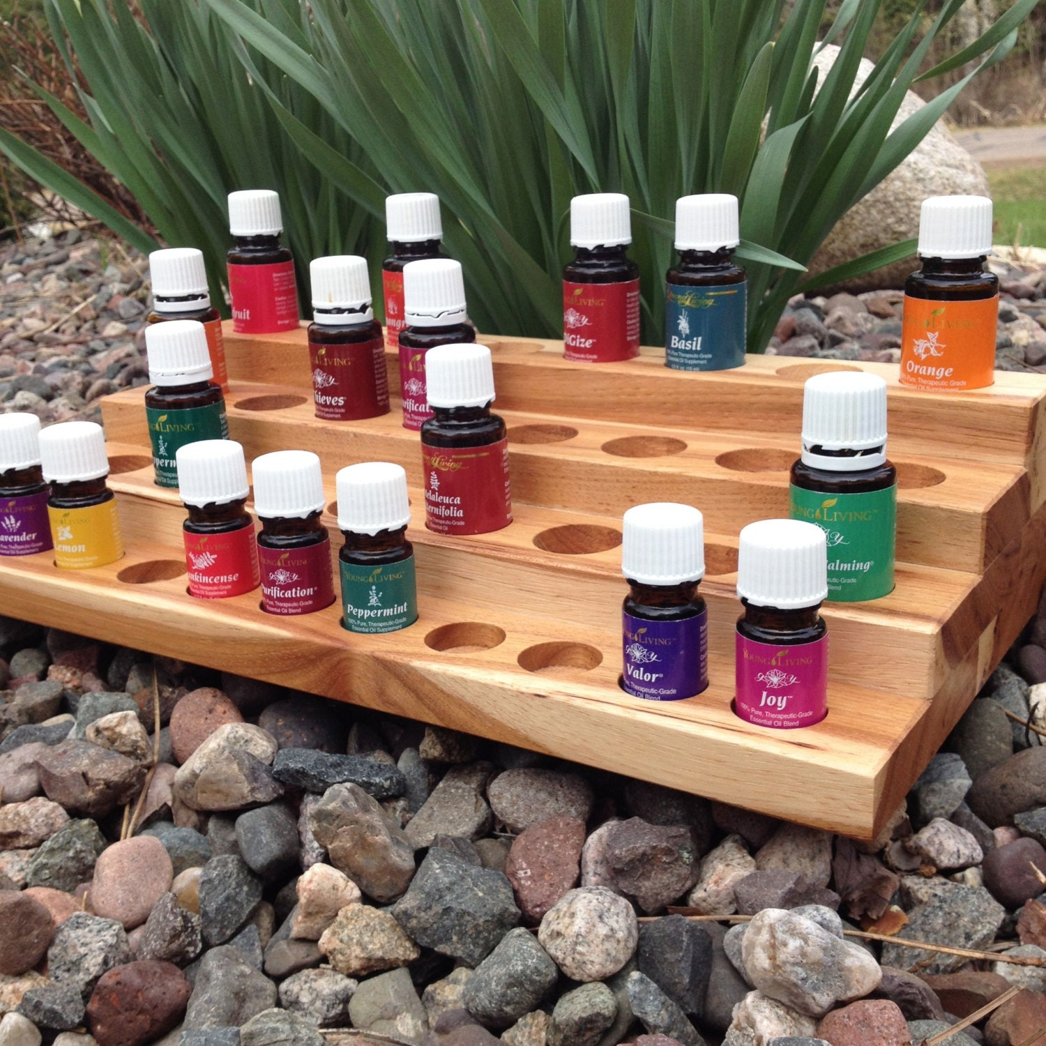 Essential Oil Holder Holds 35 Bottles 5ml And 15ml Size