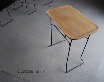 Riva, table, coffee table, side table