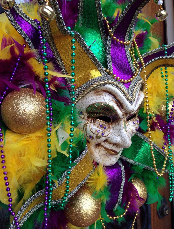 Mardi Gras Lights Decorations