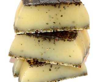 Patchouli Sandalwood and Hemp Soap