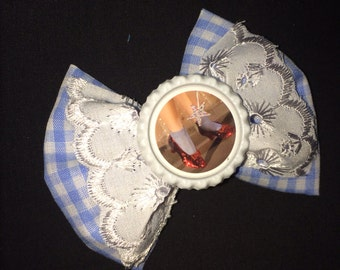 Wizard of Oz Hair Bow