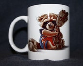 Guardians of the Galaxy Groot- Coffee Mug (1x) shipping by airmail