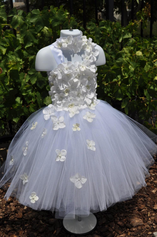 Special Occasion Dress Flower Girl Dress Tutu Dress Girls