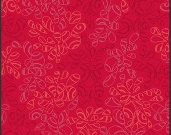 Nature Elements - Hibiscus - Art Gallery Fabrics Fabric Yardage