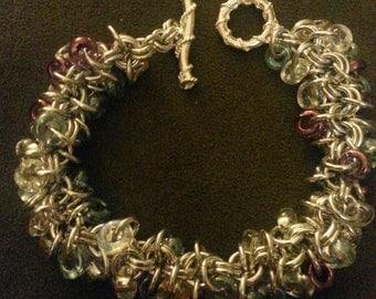 Shaggy Beads Bracelet