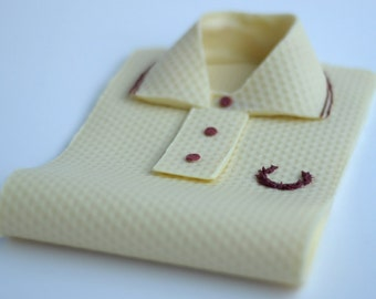 Chocolate Fred Perry Polo