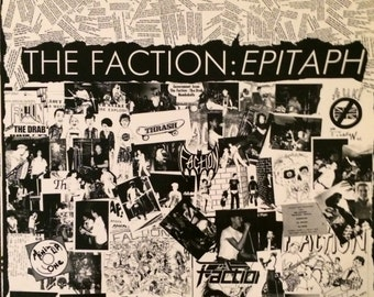 Faction Epitaph 12 Inch