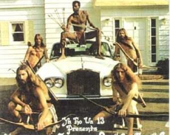 Ya Ho Wa 13  Savage Sons Of Ya Ho Wa LP Sealed