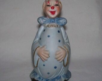 Clown Ceramic Bell