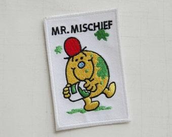 5.5 x 7.5cm, Little Mr Mischief Mr Men (P-327)