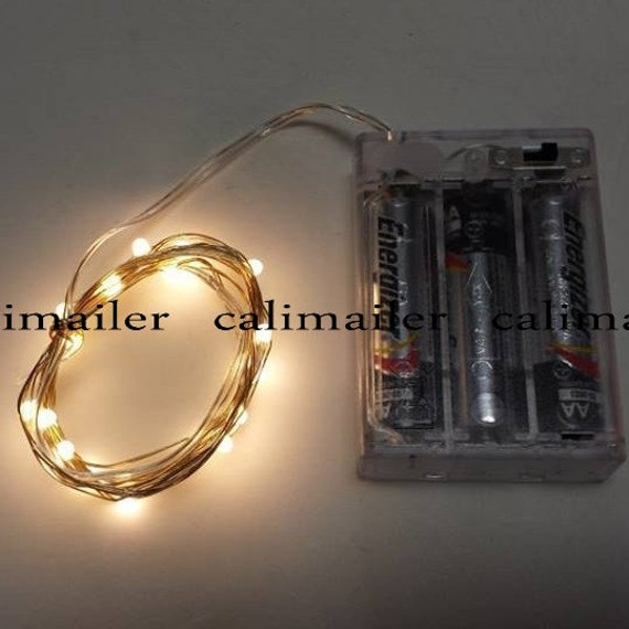 Mini String light 20 led 7 feet long Waterproof
