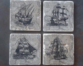Sailing Ships Coasters