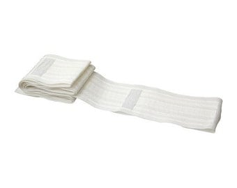Now in stock at all IKEA stores. Please check out your local store first. IKEA KRONILL Backtab Back Tab Gathering Tape White (8.5cm x 310cm)