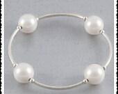 Pearl Blessing bracelets Turquoise blessings bracelet