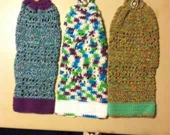 Crochet Dishtowel