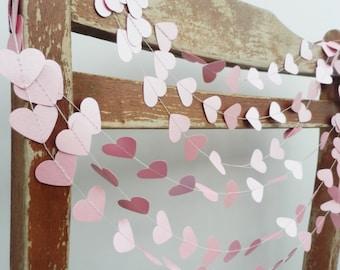 Weddings garland, Heart garland, Wedding garland