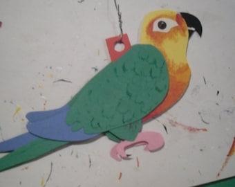 Animal Paper Doll