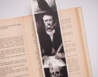 Edgar Alan Poe Bookmarks