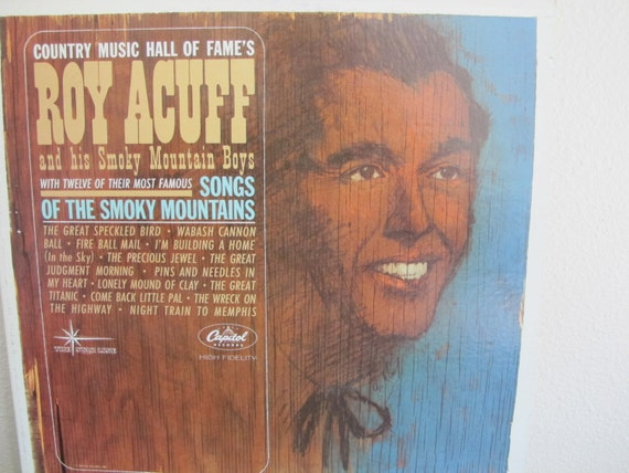 Roy Acuff And His Smoky Mountain Boys - Great Speckle Bird And Other Favorites