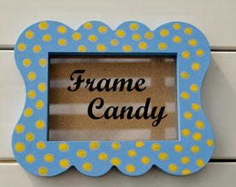 5x7 Scallop Picture Frame