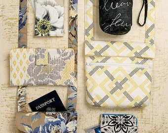 Butterick Sewing Pattern B5728 Bags and Purses
