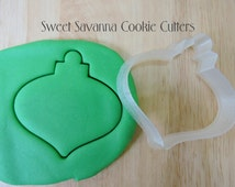 Christmas Bauble No.3 Cookie Cutter