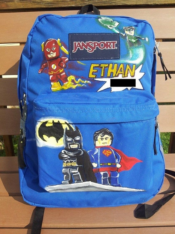 Lego Superhero Jansport Backpack