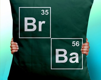 Breaking Bad Elements - Cushion / Pillow Cover / Panel / Fabric