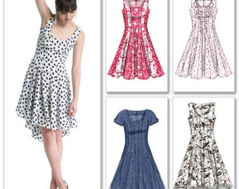 McCall's Pattern M6504 Misses' Dress