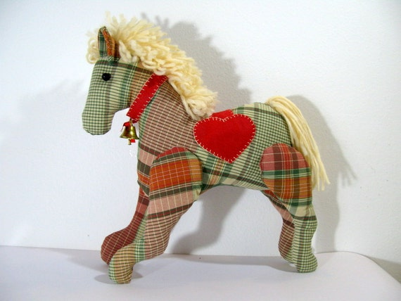 Little Horse Pattern Christmas Horse S Christmas