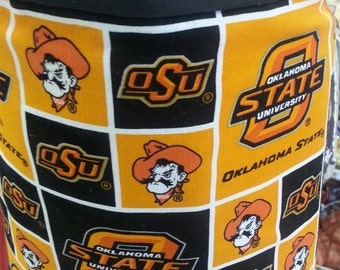 Oklahoma State Univeristy Car Trash Bag Holder