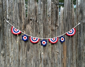 Flag/4th of July bunting