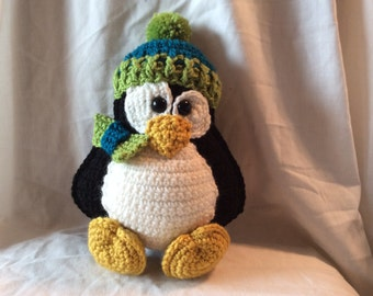Crochet penguin tutorial ,  amigurumi penguin , amigurumi toy , penguin pattern , amigurumi pattern , kawaii pattern , instant download pdf