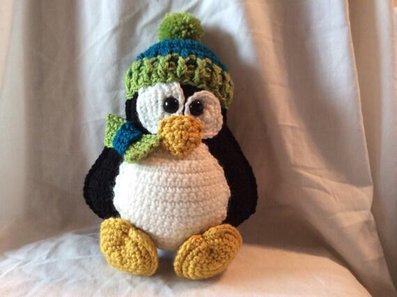 Tutorial Amigurumi Pinguino : Crochet penguin tutorial amigurumi penguin amigurumi toy