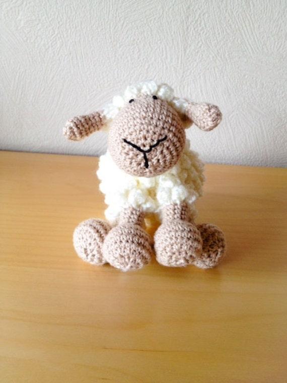 Etsy Amigurumi Sheep : Items similar to Amigurumi sheep on Etsy