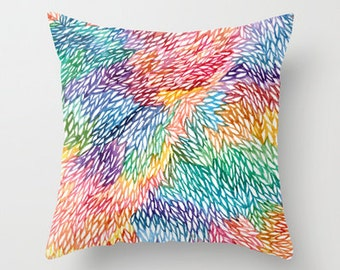 Cushion Cover, 'Leaves some space'