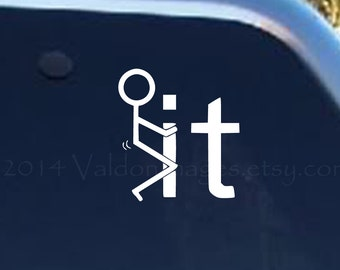 No Worries Surfer Stick Figure Car Decal Car Sticker Surfer - Truck decals and stickers