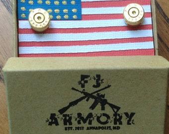 Bullet Cufflinks AR-15 .223 or 5.56 Caliber