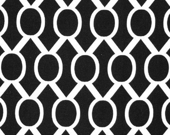 """NEW Premier Prints SYDNEY Black or Storm Grey/Gray Twill 54"""" wide Designer Fabric By The Yard Fast Shipping"""