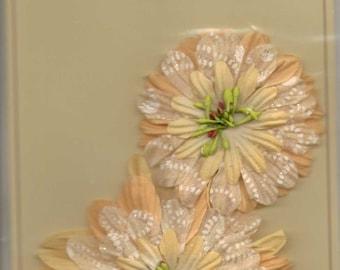 Prima Marketing Inc. PEACH Prima Floral Embellishment