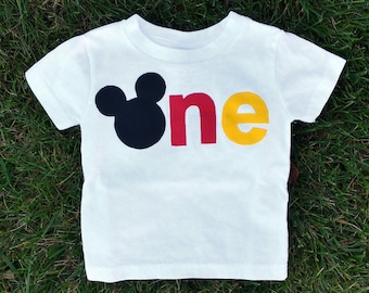 Mickey Mouse ONE Shirt
